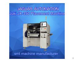 Juki Jx 350 High Speed Smt Pick And Place Machine