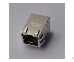 Ingke Ykgu 8199nl 100% Cross Jd1 0001nl Rj45 Jacks With Integrated Magnetics