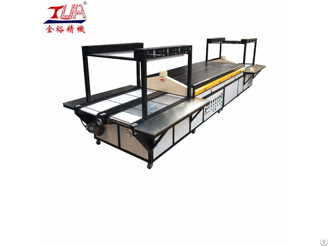 High Output 2 Channel Shoe Sole Production Line Pvc Insole Making Machine