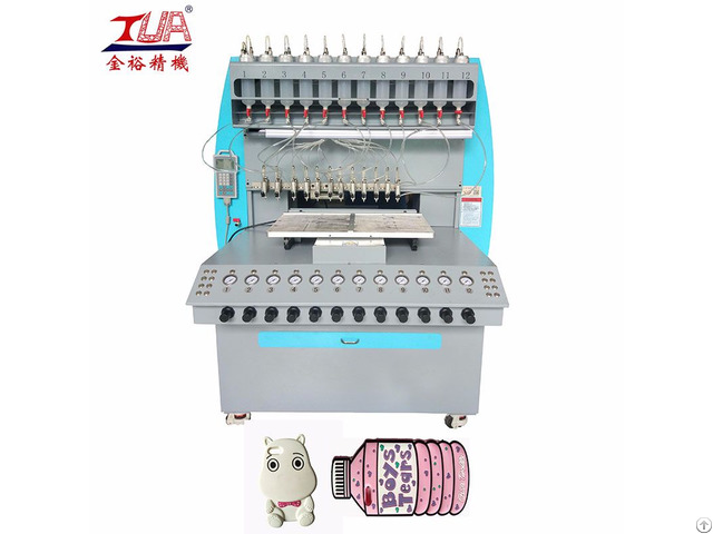 Jy B02 Silicone Mobile Covers Making Machine