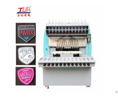 Full Automatic 12 Colors Pvc Label Dispenser Machine