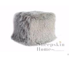 Tibet Lamb Fur Cube