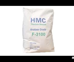 Cosmetic Grade Titanium Dioxide F 3100