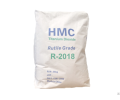 Rutile Titanium Dioxide R 2018