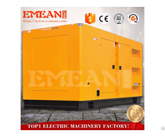 Hota Sale 100kw Silent Diesel Generator With Factory Price