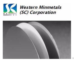 "Single Crystal Silicon Epi Wafer 4"" 6"" 8"" At Western Minmetals Sc Corporation"