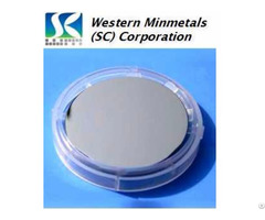 Gallium Antimonide Gasb Single Crystal Wafer 3'' 4'' At Western Minmetals Sc Corporation