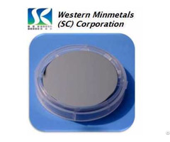 Indium Phosphide Inp Single Crystal Wafer 2'' 3'' At Western Minmetals Sc Corporation