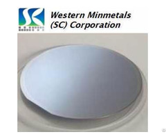 Indium Arsenide Inas Single Crystal Wafer 2'' 3'' At Western Minmetals Sc Corporation
