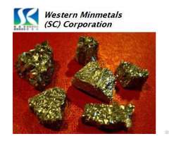 High Purity Antimony 5n 6n 7n At Western Minmetals Sc Corporation