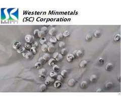High Purity Aluminum 6n 99 9999% At Western Minmetals Sc Corporation