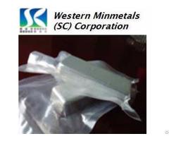 High Purity Tin 5n 5n5 6n 7n At Western Minmetals Sc Corporation