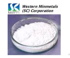 Gallium Oxide 4n 5n 6n At Western Minmetals Sc Corporation