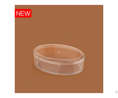Food Container Ps Oval 420 Ml No 376