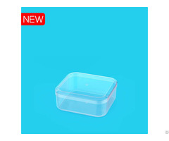 Candy Container Ps Retangular 450 Ml No 372