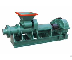 Hydraulic Processing Line Charcoal Extruder Wood Briquette Making Machine