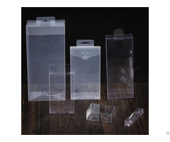 Clear Hard Plastic Boxes Manufacturing In Electronics Products Offer Printing Serivce