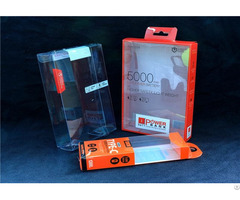 Customized Printed Plastic Packaging Box