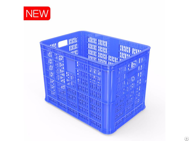 Crate No 835 Plastic