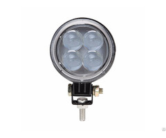 Led 4d Lens Work Light W12l