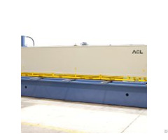 Q11k Series Hydraulic Guillotine Shear