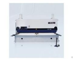 Q11y Series Hydraulic Guillotine Shear