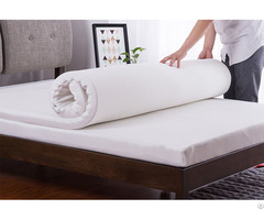 Two Inches Premium Visco Elastic Memory Foam Mattress Topper