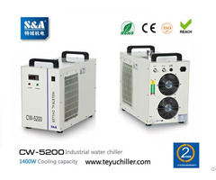 S And A Laser Air Cooled Chiller Cw 5200 Manufacturer Supplier