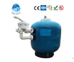 Bt Series Side Mount Sand Filter
