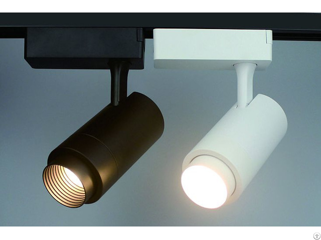 European Standard 10w To 30w 3 Phase 4 Wire Led Track Light