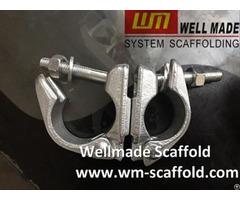 D F Swivel Scaffolding Coupler Clamp En74