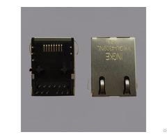 Ingke Ykgu 4309nl 100% Cross 1368398 2 Rj45 Magnetic Jack Connector