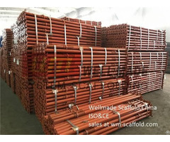 Formwork Support Adjustable Scaffolding Steel Prop