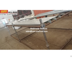 Access Scaffolding Concrete Formwork Metal Scaffold Plank Board