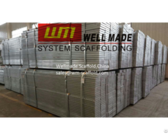 Galvanized Scaffold Boards Steel Walk Board Planks