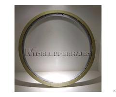 Vitrified Resin Peripheral Diamond Grinding Wheel