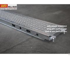 Layher Scaffolding Steel Planks Construction Access Scaffoldequipment