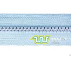 5# Long Chain Plastic Zipper