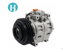 Denso Air Compressor For Car 24v 12v Dks32 2b Clutch