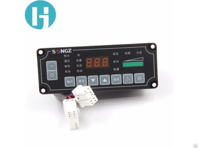 Songz Auto Air Conditioner Control Panel For Yutong Bus