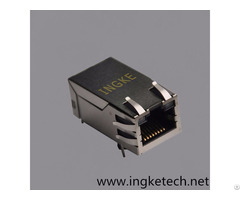 Ingke Ykju 8049nl 100% Cross Si 50170 F Through Hole Magnetic Rj45 Connectors
