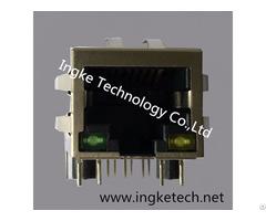 Ingke Ykjd 8059nl 100% Cross J0026d21bnl Single Port Magnetic Rj45 Connectors