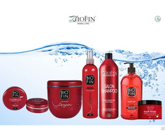Biofin Cosmetics Red Serie Hair Care Products