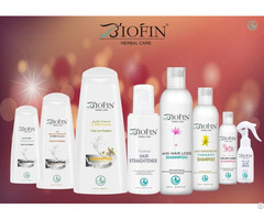 Biofin Cosmetics Daily Hair Care
