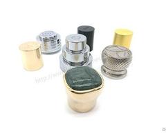 Customized Zamac Perfume Cap