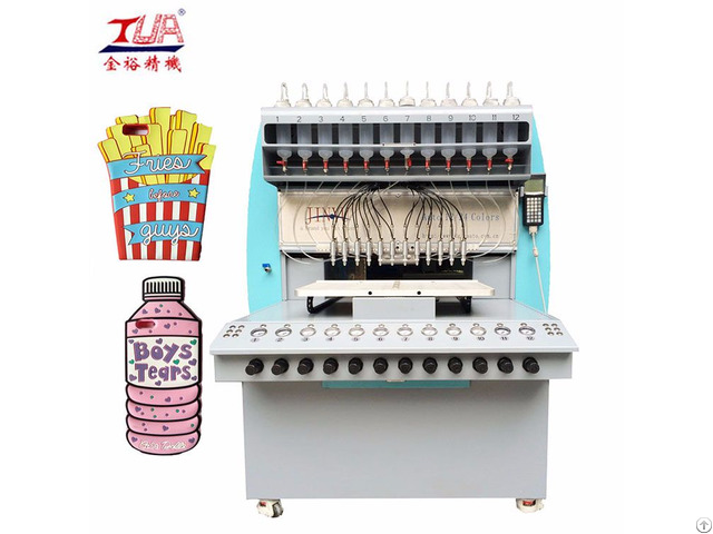 Jy The New Automatic Dispensing Machine For Making Mobile Phone Case
