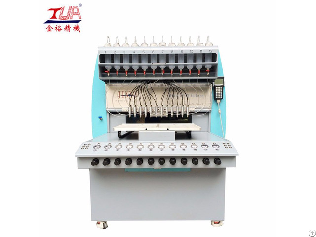Fast Speed And Automatic Silicone Mobile Phone Case Cover Dispenser Making Machine