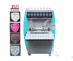 Automatic 8 Color Pvc Slipper Making Machine