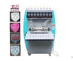 Automatic 8 Color Pvc Slipper Making Machine