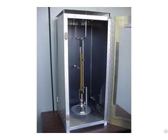 Vertical Flammability Testing Chamber